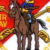 4TH Squadron 3rd ACR Pegasus Color Patch   Center Detail