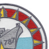 DD-787 USS James E. Kyes Patch - Version A | Upper Right Quadrant