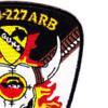 4th Squadron 227th Aviation Regiment Attack Recon Battalion HQ Patch   Upper Right Quadrant