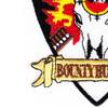 4th Squadron 227th Aviation Regiment Attack Recon Battalion HQ Patch   Lower Left Quadrant