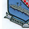 DD-727 USS DeHaven Patch | Lower Left Quadrant