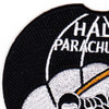 Hight Altitude Low Opening Parachutist Patch HALO | Upper Left Quadrant
