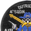 4th Sqaudron 3rd Aviation Cavalry Regiment Patch Outrider OD | Upper Left Quadrant