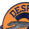 Desron 2 Destroyer Squadron Patch | Upper Left Quadrant