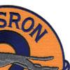 Desron 2 Destroyer Squadron Patch | Upper Right Quadrant