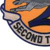 Desron 2 Destroyer Squadron Patch | Lower Left Quadrant
