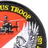 4th Sqaudron 3rd Aviation Cavalry Regiment Patch Pegasus Troop   Upper Right Quadrant