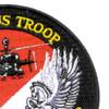 4th Squadron 3rd Aviation Cavalry Regiment Patch - Version A | Upper Right Quadrant