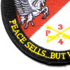 4th Squadron 3rd Aviation Cavalry Regiment Patch - Version A | Lower Left Quadrant