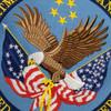 Dept. of Veterans Affairs Large Back Patch | Center Detail