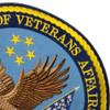 Dept. of Veterans Affairs Large Back Patch | Upper Right Quadrant