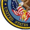 Dept. of Veterans Affairs Large Back Patch | Lower Left Quadrant