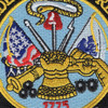 Defenders Of Our Freedom Patch 1775 | Center Detail
