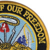 Defenders Of Our Freedom Patch 1775 | Upper Right Quadrant