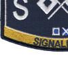 Deck Signalman Rating Patch | Lower Left Quadrant
