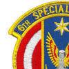 6th Special Operations Squadron Patch | Upper Left Quadrant