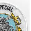 6th Special Mobile Construction Battalion Patch | Upper Right Quadrant