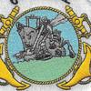 6th Special Mobile Construction Battalion Patch | Center Detail