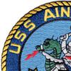 DE-1090 USS Ainsworth Patch Destroyer Escort | Upper Left Quadrant
