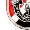 6th Special Forces Group Flash Patch With Crest | Lower Left Quadrant