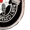 6th Special Forces Group Flash Patch With Crest | Lower Right Quadrant
