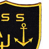 DD-698 USS Ault Patch   Upper Right Quadrant