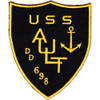 DD-698 USS Ault Patch