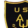 DD-698 USS Ault Patch   Upper Left Quadrant