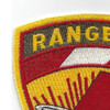 6th Ranger Battalion Patch | Upper Left Quadrant