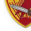 6th Ranger Battalion Patch | Lower Left Quadrant