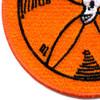 6th Pursuit Squadron Patch | Lower Left Quadrant