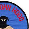 DD-655 USS John Hood Patch | Upper Right Quadrant