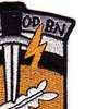 6th Psychological Operations Battalion Vietnam Patch | Upper Right Quadrant