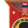 CVA-59 USS Forrestal Patch | Upper Left Quadrant