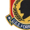 CVA-59 USS Forrestal Patch | Lower Left Quadrant