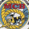 6th Mobile Construction Battalion Patch | Center Detail