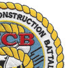 6th Mobile Construction Battalion Patch | Upper Right Quadrant
