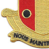 6th Maintenance Battalion Patch | Lower Left Quadrant