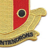 6th Maintenance Battalion Patch | Lower Right Quadrant