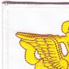 6th Field Artillery Regiment Patch | Upper Left Quadrant