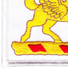 6th Field Artillery Regiment Patch | Lower Left Quadrant