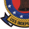 CV-62 USS Independence Patch | Lower Left Quadrant