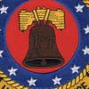 CV-62 USS Independence Patch | Center Detail