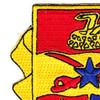 6th Field Artillery Battalion Patch   Upper Left Quadrant