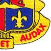 6th Field Artillery Battalion Patch   Lower Right Quadrant