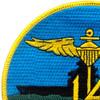CV-14 USS Ticonderoga Patch | Upper Left Quadrant