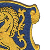 6th Cavalry Regiment Patch   Upper Right Quadrant