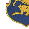 6th Cavalry Regiment Patch   Lower Left Quadrant