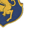 6th Cavalry Regiment Patch   Lower Right Quadrant