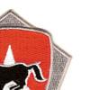 6th Cavalry Brigade Crest Patch   Upper Right Quadrant